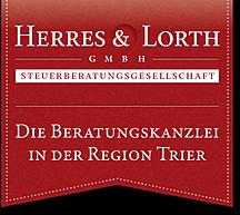 Logo: Herres & Lorth Steuerberatung - Steuerberater in Trier und Saarburg