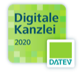 Siegel: DATEV - Digitale Kanzlei 2019